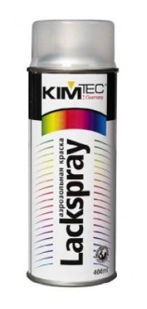 Лак-спрей KIM TEC аэрозольный 400 мл бесцветный