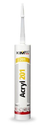 Герметик акриловый KIM TEC Acryl 201