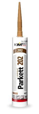 Герметик акриловый KIM TEC Parkett-Laminat 202