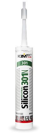 Силиконовый герметик KIM TEC NeutralSilicon 301N