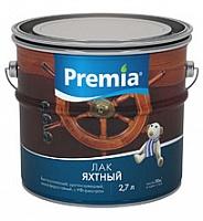 Лак яхтный Premia