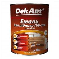 Эмаль алкидная ПФ-266 ТМ «DekArt»